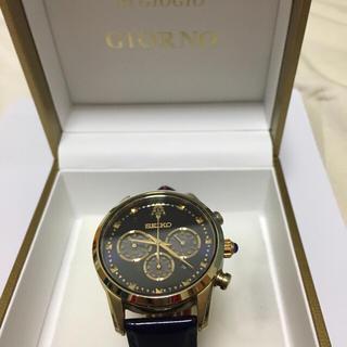 セイコー(SEIKO)のSEIKO ジョジョコラボ時計 2本セット(ジョルノ、フーゴ)+おまけ(腕時計(アナログ))