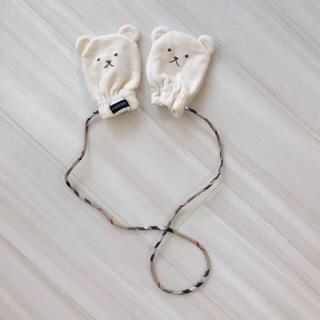 バーバリー(BURBERRY)のBurberry★ミトン★手袋(手袋)