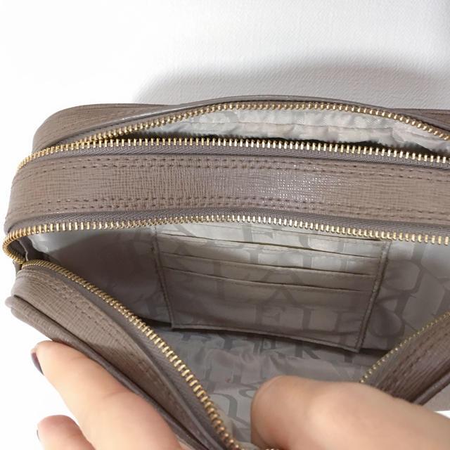 Furla(フルラ)のFURLA グレージュ ショルダーバッグ レディースのバッグ(ショルダーバッグ)の商品写真