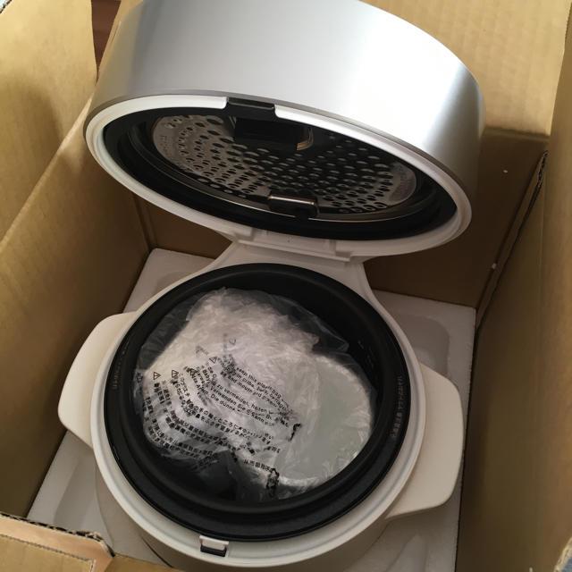 BALMUDA(バルミューダ)のアオバ様専用 バルミューダ / 炊飯器 スマホ/家電/カメラの調理家電(炊飯器)の商品写真
