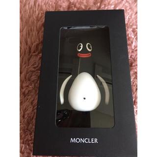 モンクレール(MONCLER)のMONCLER☆非売品☆レア☆iPhoneケース(iPhoneケース)