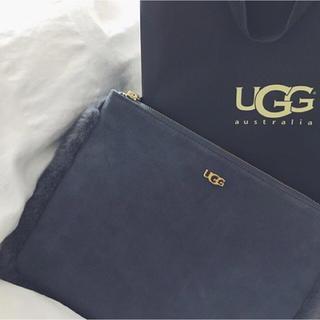 アグ(UGG)のUGG❄︎クラッチバッグ(クラッチバッグ)