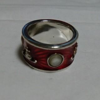 ヴィヴィアンウエストウッド(Vivienne Westwood)のヴィヴィアン・ウエストウッド キングリングレッド(リング(指輪))