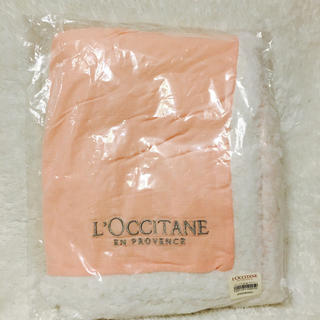 ロクシタン(L'OCCITANE)のロクシタン ぬくぬくブランケット(おくるみ/ブランケット)