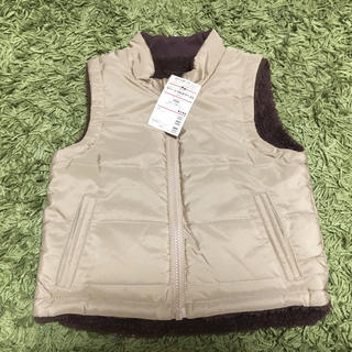 ムジルシリョウヒン(MUJI (無印良品))の新品 無印良品ダウンベスト(ジャケット/上着)