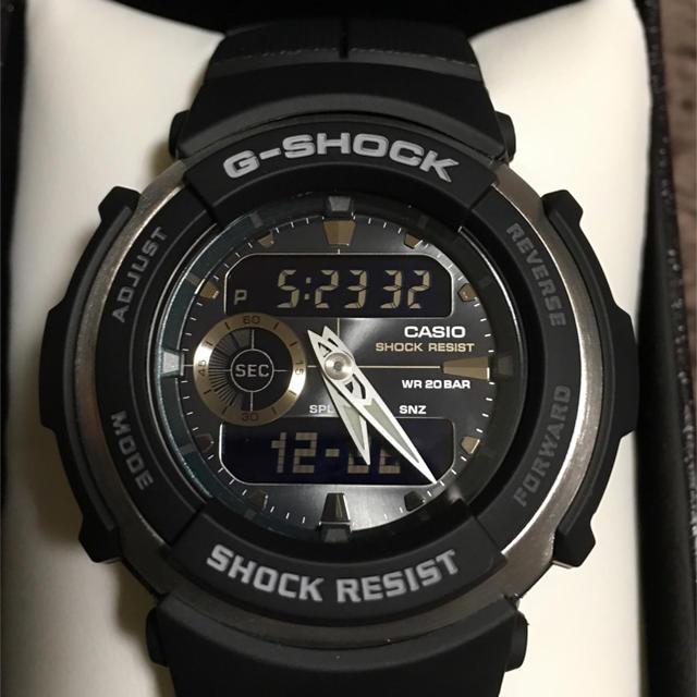 premium selection 24a10 48bcf むーちゃん様専用 新品 G-SHOCK G-300 3750 | フリマアプリ ラクマ