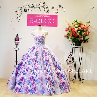 ウエディングドレス オーバーチュールタイプ/披露宴/二次会(ウェディングドレス)