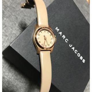 マークバイマークジェイコブス(MARC BY MARC JACOBS)の【anさま専用】MARC BY MARC JACOBS腕時計♡(腕時計)