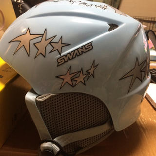 スワンズ(SWANS)のスキー用 ヘルメット★(その他)