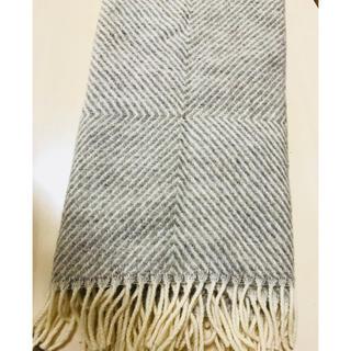 ムジルシリョウヒン(MUJI (無印良品))の無印良品ブランケット(毛布)