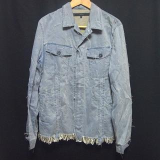 グリフィン(GRIFFIN)のグリフィンGRIFFIN★シャツジャケット/薄手アウター/トップス/イタリア製(ブルゾン)