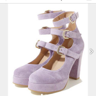 ケイティー(Katie)のKatie MAGGOT strap heel(ハイヒール/パンプス)