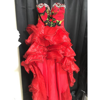 エンジェルアール(AngelR)のドレス、ショートインロング(ロングドレス)