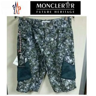 モンクレール(MONCLER)の国内正規・新品 MONCLER-R モンクレール ショートパンツ 46(S)(ショートパンツ)