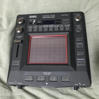コルグ(KORG)のKORG kp3+ kaoss pad 箱付き アダプター付き(DJエフェクター)