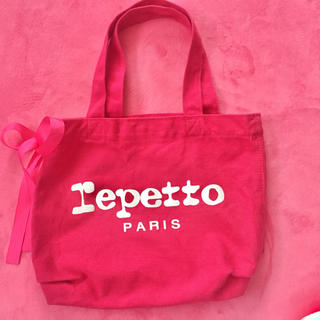 レペット(repetto)のrepetto bag(ハンドバッグ)