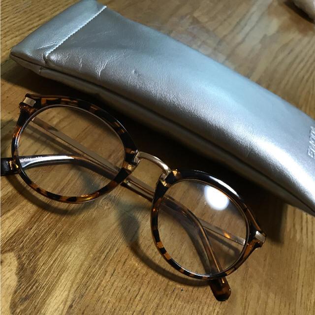 EMODA(エモダ)の❤️エモダ ダテメガネ❤️今だけセール レディースのファッション小物(サングラス/メガネ)の商品写真