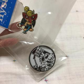 ヒステリックミニ(HYSTERIC MINI)のヒスミニピンバッチ&缶バッチセット(バッジ/ピンバッジ)