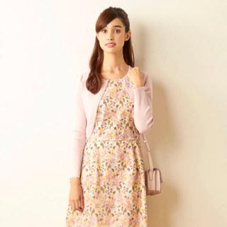 トッカ(TOCCA)のトッカ MICHAELMAS ドレス ワンピース サイズ0 新品未使用 タグ付き(ひざ丈ワンピース)