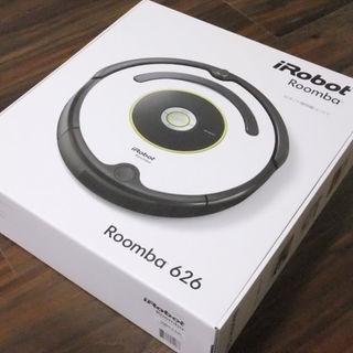アイロボット(iRobot)の★★新品未開封 ルンバ626 ホワイト ロボット掃除機 iRobot★★(掃除機)