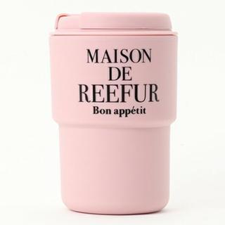 メゾンドフルール(Maison de FLEUR)の【値下げ】MAISON DE REEFUR タンブラー(タンブラー)