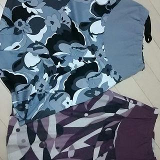 アルファキュービック(ALPHA CUBIC)のマタニティ  スカート  2枚セット  アルファキュービック(マタニティボトムス)