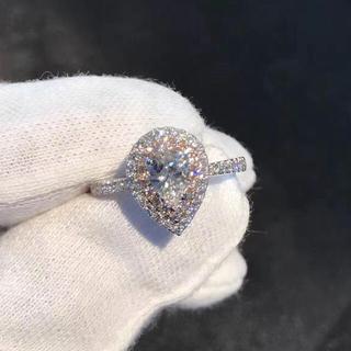専用です❤️PT900  0.507ct ダイヤ 💎リング💎(リング(指輪))