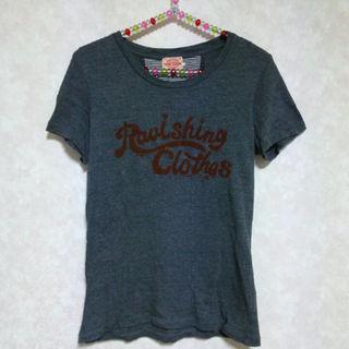 キューブシュガー(CUBE SUGAR)のキューブシュガー グレーのTシャツ(その他)