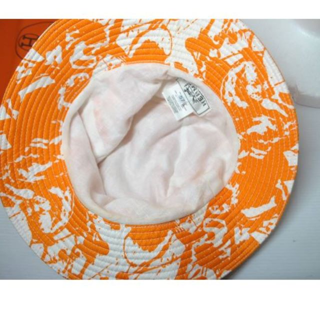 Hermes(エルメス)のエルメス エルメスカラーハット レディースの帽子(ハット)の商品写真