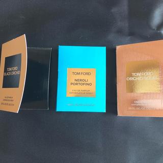 トムフォード(TOM FORD)の【なこ様購入】トムフォード 香水 3種類+グッチ 香水(ユニセックス)