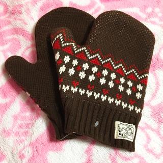 シマムラ(しまむら)の【新品未使用】しまむら チップとデール 手袋(手袋)