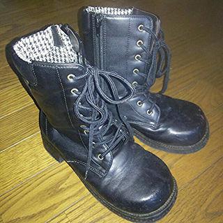 ショートブーツ 22cm 中古(ブーツ)