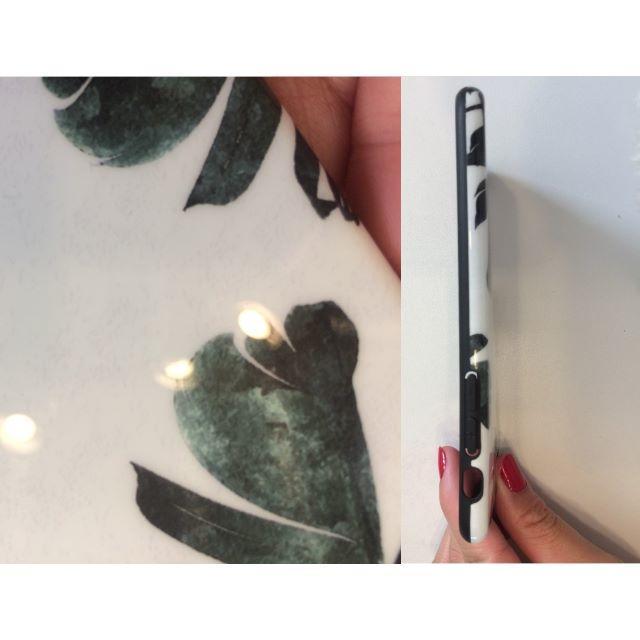 新品未使用  iPhone6/6S バナナリーフ カバー ケース スマホ/家電/カメラのスマホアクセサリー(iPhoneケース)の商品写真