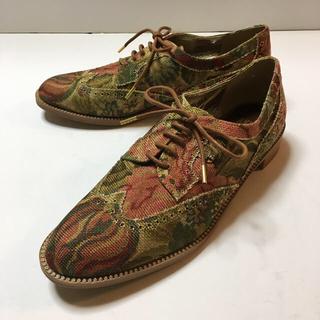 アナスイ(ANNA SUI)のANNA SUIヴィンテージシューズ(ローファー/革靴)