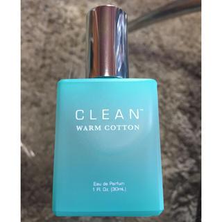 クリーン(CLEAN)のCLEAN✖︎ウォームコットン(オードパルファン)30ml(ユニセックス)