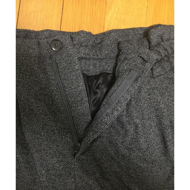OZOC(オゾック)のグレーショートパンツ レディースのパンツ(ショートパンツ)の商品写真