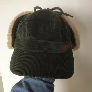 オークリー(Oakley)のOAKLEY 耳付きキャップ(帽子)