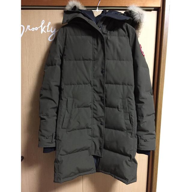 CANADA GOOSE(カナダグース)のカナダグース マッケンジー ミリタリーグリーン レディースのジャケット/アウター(ダウンジャケット)の商品写真