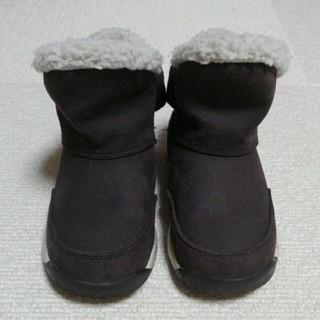 ナイキ(NIKE)の【中古靴】NIKE ナイキ 13㎝ ムートンブーツ(ブーツ)