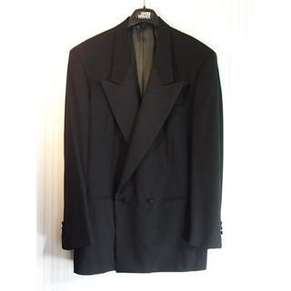 ジャンニヴェルサーチ(Gianni Versace)のk様専用size44☆良品☆ジャンニヴェルサーチ タキシードジャケット(テーラードジャケット)