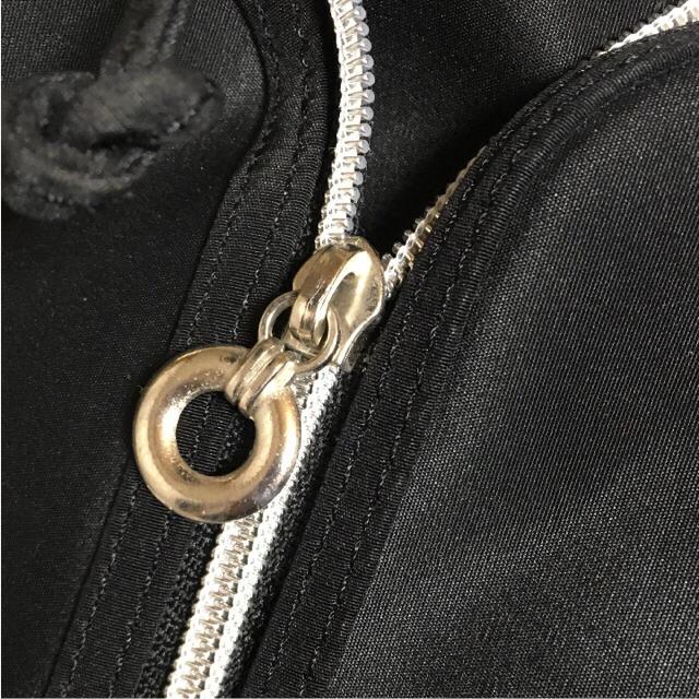 シンプル リュック 黒 レディースのバッグ(リュック/バックパック)の商品写真