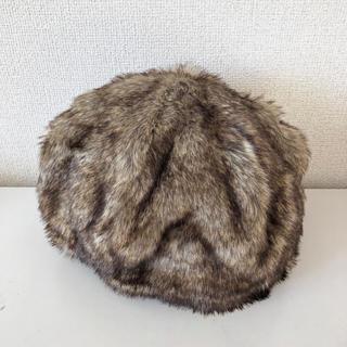 LOVABLE☆かわいいファーの帽子