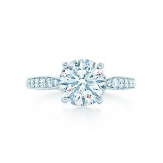 ティファニー(Tiffany & Co.)のみゆき様専用ティファニー ハーモニー ダイヤモンド エンゲージメント リング(リング(指輪))