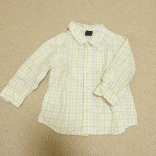 ベビーギャップ(babyGAP)のGAP 男の子長袖シャツ 90㎝(その他)