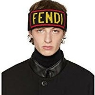 フェンディ(FENDI)のFENDI ヘアバンド(その他)