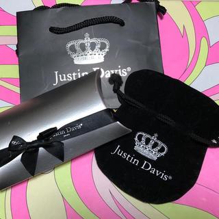 ジャスティンデイビス(Justin Davis)のJustin Davis アクセサリーBOX、巾着袋、ショッパー(その他)