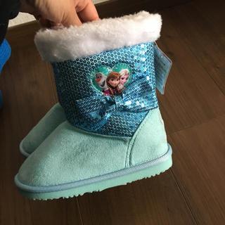 アナトユキノジョオウ(アナと雪の女王)のアナ雪 ブーツ(ブーツ)
