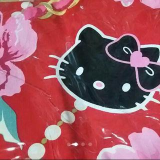 キティ浴衣 新品(浴衣)