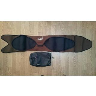 ゲンテン(genten)のスノーボード ソール ガード カバー(ボード)