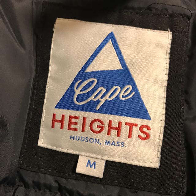 CANADA GOOSE(カナダグース)の今期ケープハイツ Cape Heights ELLNORA 黒Mサイズ レディースのジャケット/アウター(ダウンコート)の商品写真